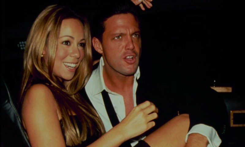 Desde Mariah Carey hasta su debut con Mariachi: De esto tratará 'Luis Miguel, la serie 2' Luis-Miguel-y-Mariah-Carey-1999