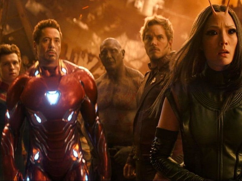 Marvel Studios felicitó a 'Avengers: Endgame' por su nominación