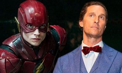 Matthew McConaughey sería Reverse-Flash