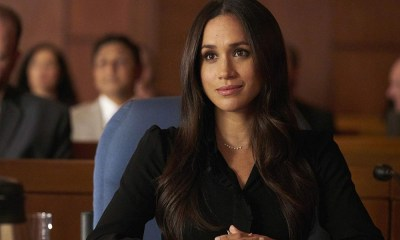 Meghan Markle volvería en un spin-off de 'Suits'
