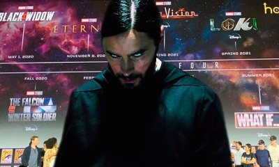 Morbius entraría en la fase 4 del MCU