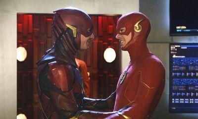 Responsable del cameo de Ezra Miller en el Arrowverse