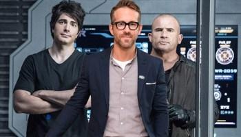 Ryan Reynolds es Beebo en 'Legends of Tomorrow'