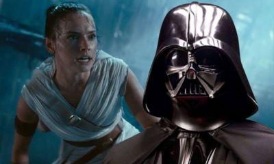 Star Wars Episodio IX de Colin Trevorrow incluía a Darth Vader