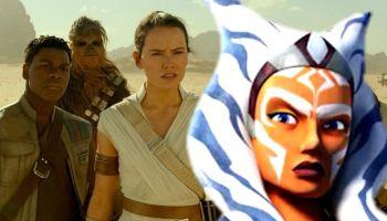 Star Wars Rebels llegará a Disney Plus