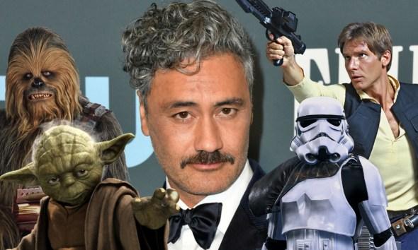 Star Wars quiere a Taika Waititi para dirigir una película