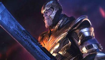 Thanos iba a tener un hacha en 'Endgame'