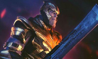 Thanos iba a tener una hacha en 'Endgame'