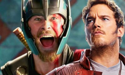 Thor en 'Guardians of the Galaxy 3'