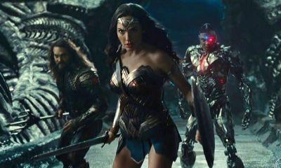 Zack Snyder reveló una nueva imagen de Darkseid