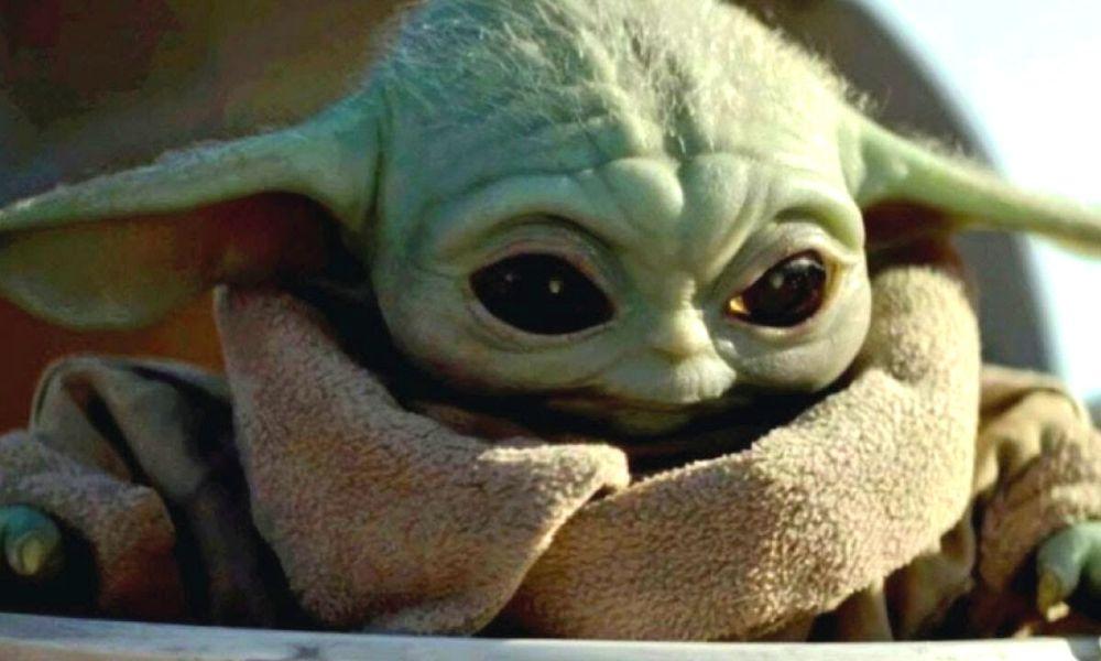 baby Yoda está conectado a Yoda