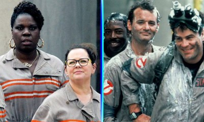 Crossover de 'Ghostbusters' y 'Ghostbusters Afterlife'