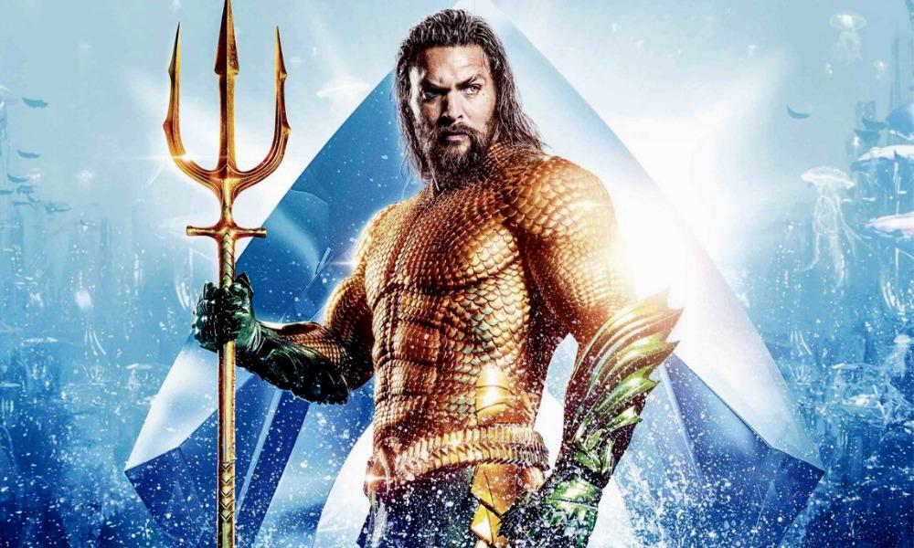se prepara Jason Momoa para 'Aquaman