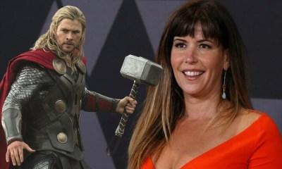 'Thor: The Dark World' con Patty Jenkins como directora