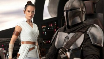 The Mandalorian creó a 'The Rise of The Skywalker'