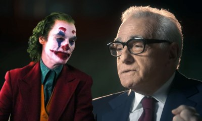 motivo por el que Scorsese abandonó 'Joker'