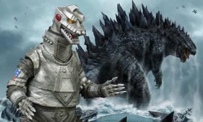 Mechagodzilla en 'Godzilla Vs Kong'