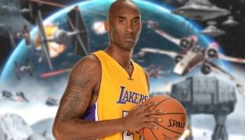 personaje de The Clone Wars está inspirado en Kobe Bryant
