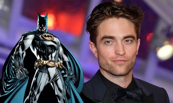 logo de 'The Batman'