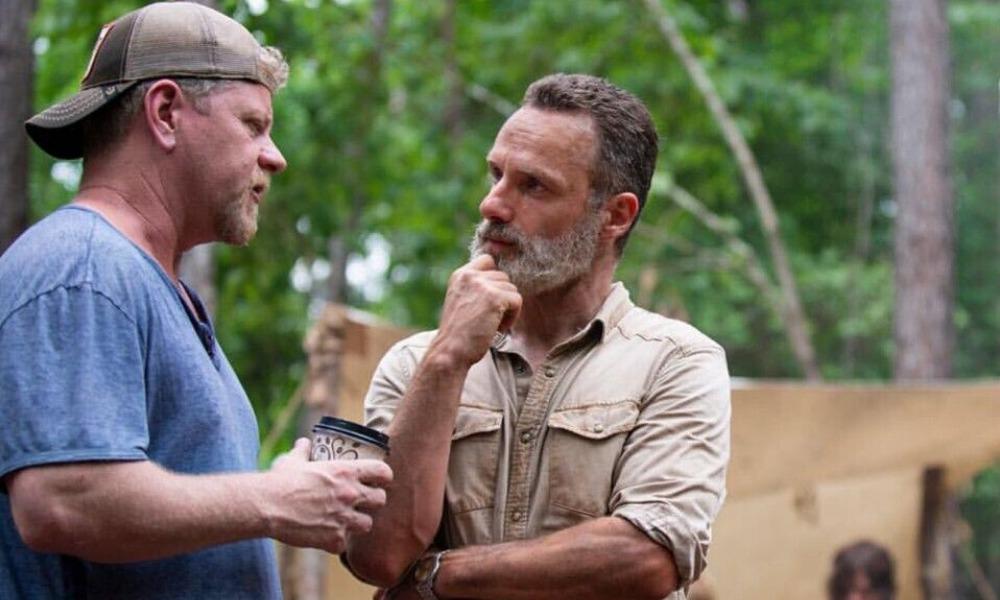 Andrew Lincoln se prepara para el regreso de Rick Grimes