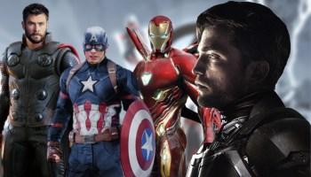 Robert Downey Jr quiere ver a Pattinson como Batman