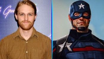 US Agent como nuevo Captain America en 'The Falcon and the Winter Soldier'