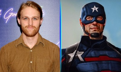 US Agent como nuevo Captain America en 'The Falcon and the Winter Soldier'