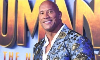 Inician grabaciones de la nueva película de The Rock para Netflix