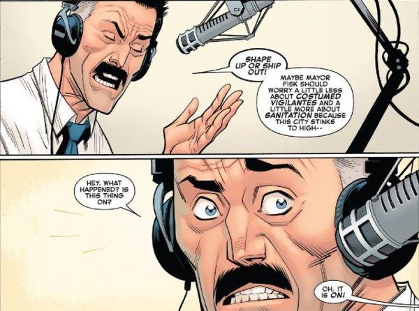Un villano de Spider-Man está cambiando por culpa del MCU j-jonah-jameson-podcast-amazing-spider-man-600x446