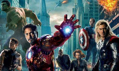 los héroes de Marvel son celebridades