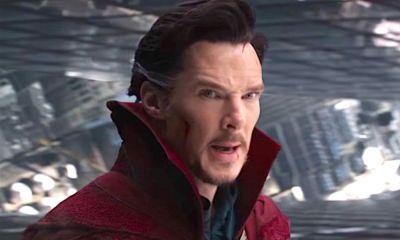 nuevo traje de Doctor Strange