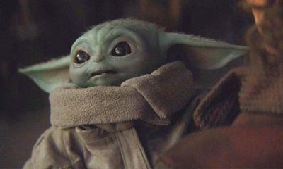 nuevos productos de baby Yoda