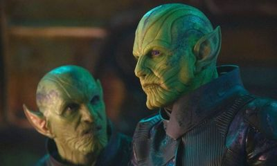 primera invasion Skrull en el MCU