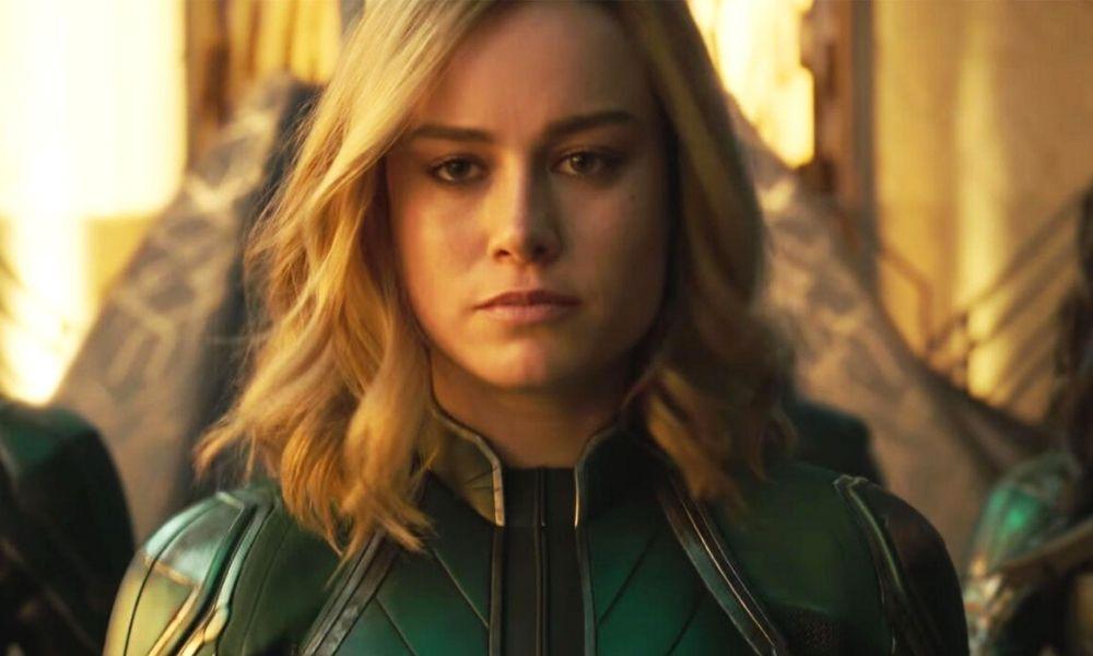 que reemplacen a Brie Larson como Captain Marvel