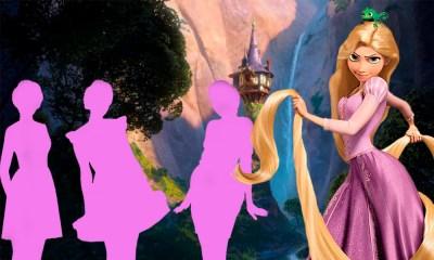 Actrices que podrían ser Rapunzel