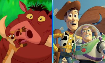Amistades de Disney
