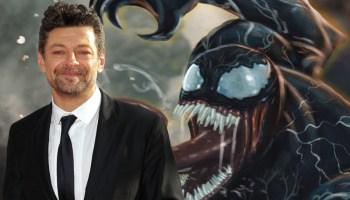 Andy Serkis revela adelanto de Venom 2