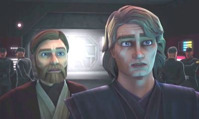 Clone Force 99 en 'The Clone Wars'