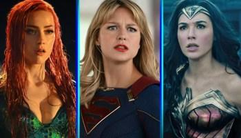 Crossover de 'Birds of Prey' y 'Wonder Woman'
