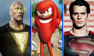 Dwayne Johnson sería Knuckles en 'Sonic 2'