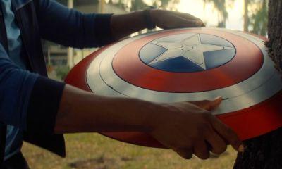 Falcon habría tomado el suero para ser Captain America