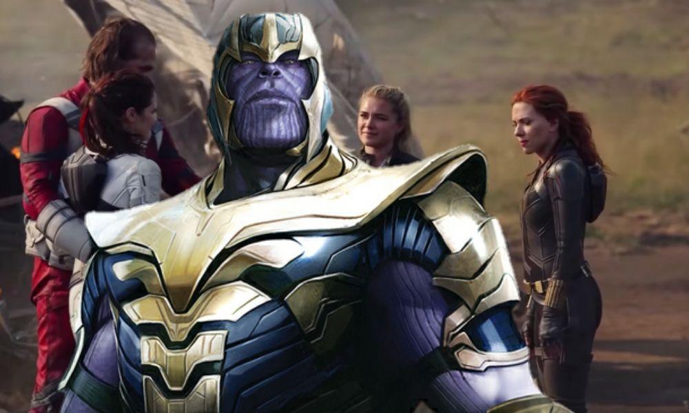 Familia de Black Widow fue eliminada por Thanos