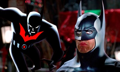 Fan Trailer de Michael Keaton como Batman Beyond