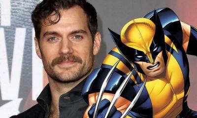 Fan art de Henry Cavill como Wolverine