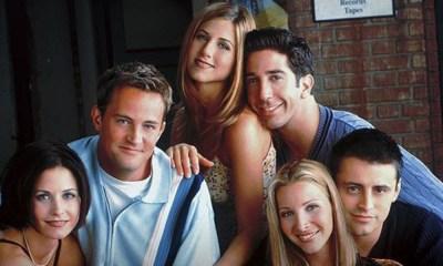 Fan póster de reunión de 'Friends'