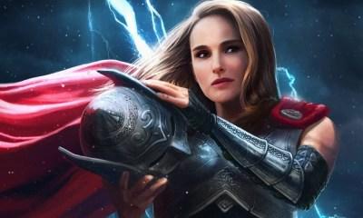 Fan trailer de 'Thor Love and Thunder'