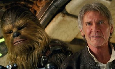 Harrison Ford desconoce a los fantasmas de la fuerza