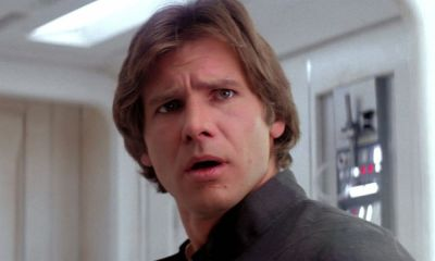 Harrison Ford habló sobre Star Wars