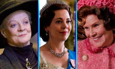 Imelda Staunton será la reina Isabel II