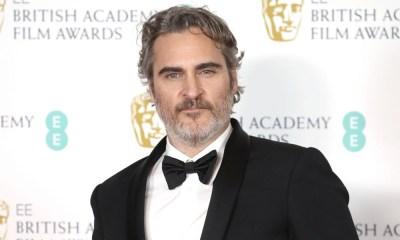 Joaquin Phoenix triunfó en los BAFTA